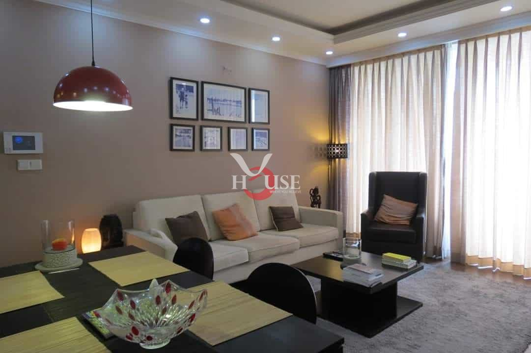 Europe Style Two Bedrooms Apartment In Thao Dien Pearl Building