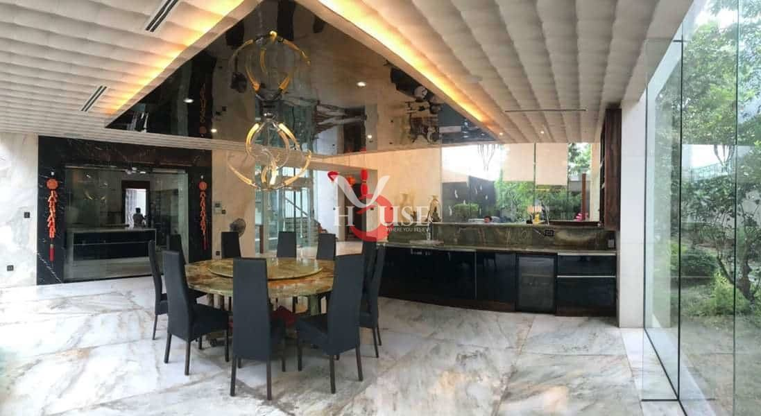 Luxury villa Thao Dien For Rent In District 2 Ho Chi Minh City