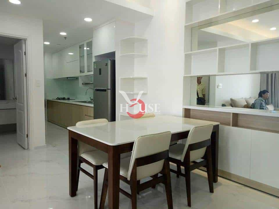New apartment For rent at Happy Residence, Phú Mỹ Hưng, District 7