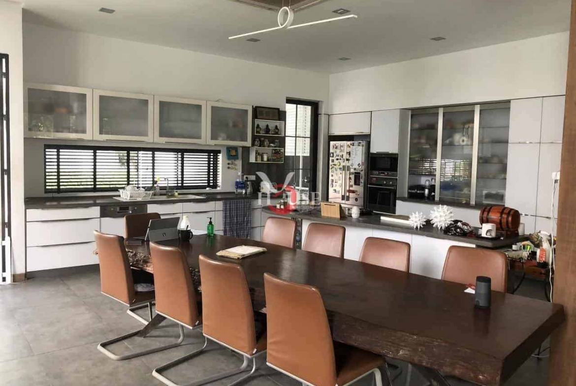 Chateau Villa for Rent Phu My Hung