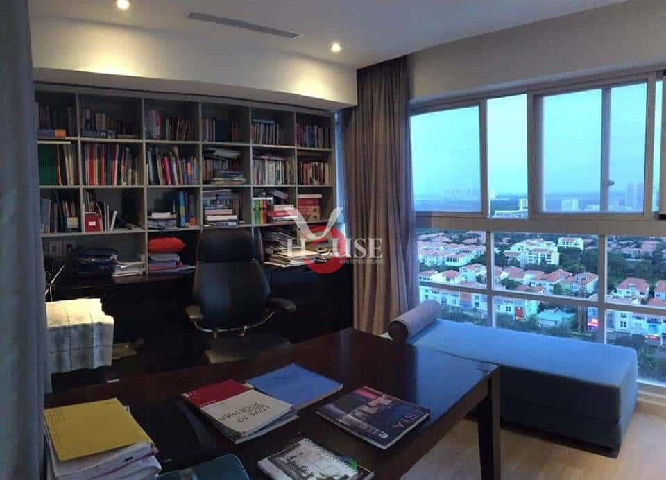 Happy Valley for Rent In Phu My Hung District 7 (1)