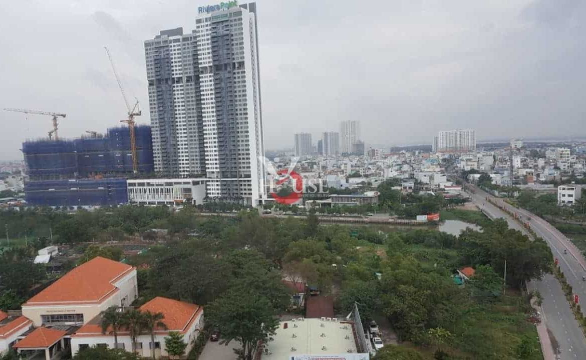Starhill Apartment For Rent Phu My Hung