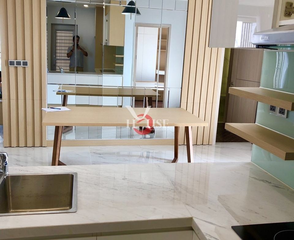Luxury apartment for rent in Midtown Phu My Hung