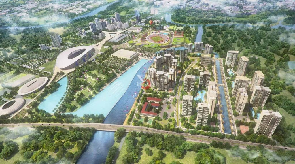 Saigon Sport City District 2