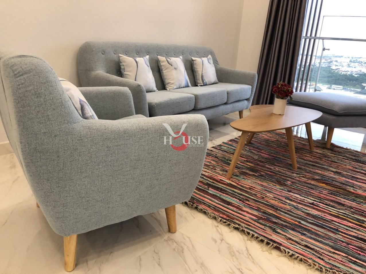 for rent luxury apartment in midtown phu my hung district 7
