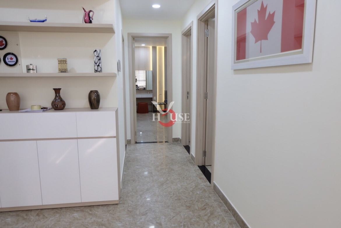 Nice Apartment At Green Valley Phu My Hung For Rent