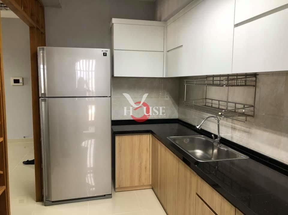 Nice Apartment For Rent In RIVER PARK Phu My Hung