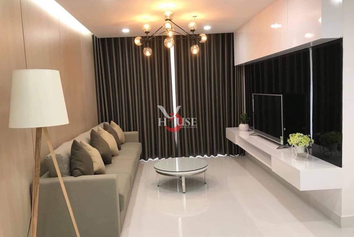 Nice Apartment For Rent In Scenic Valley Phu My Hung