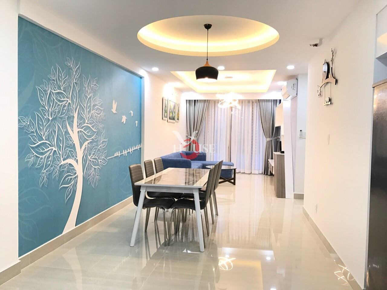 Very Nice Apartment For Rent Scenic Valley Phu My Hung