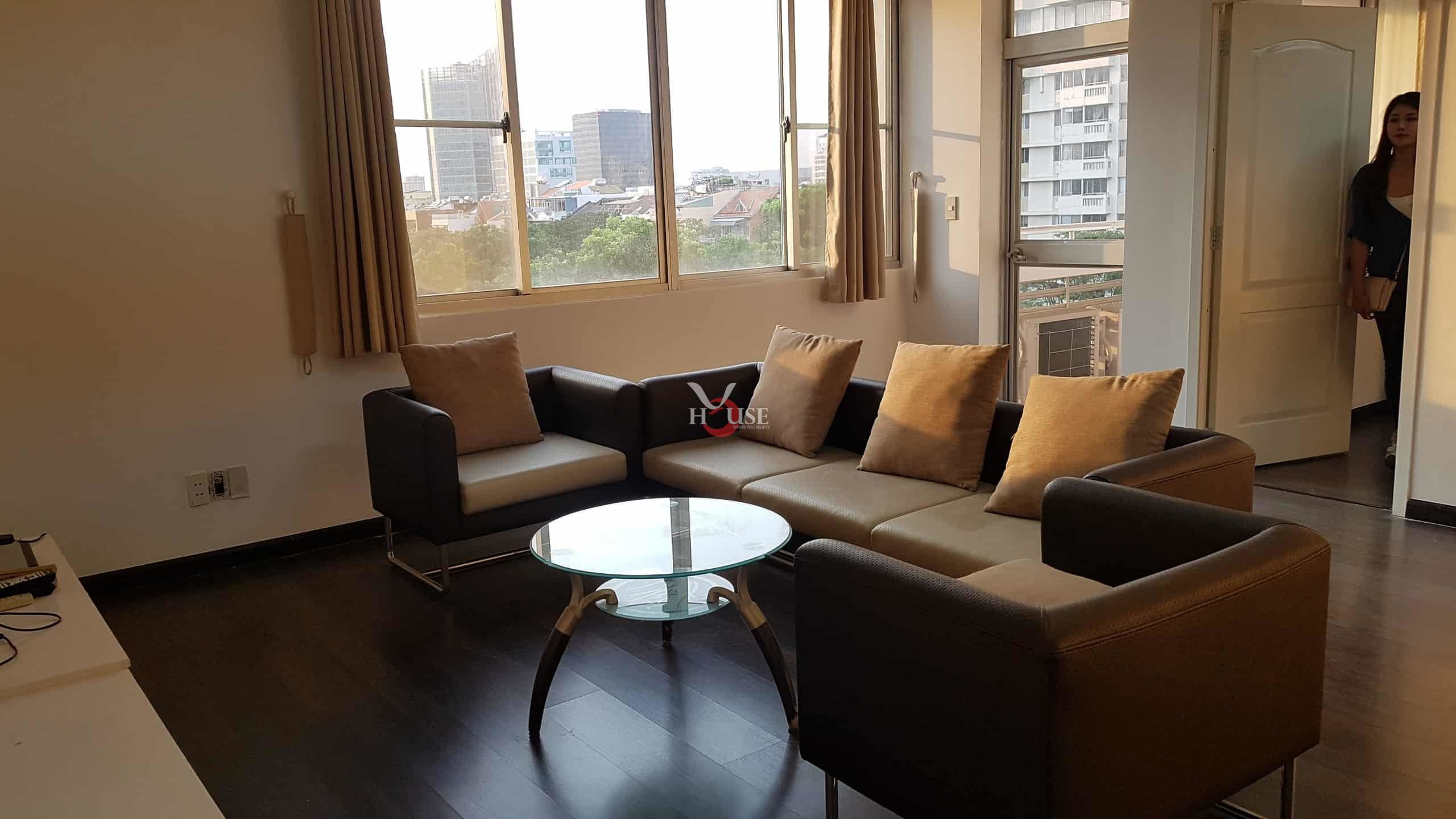 Parkview Phu My Hung Apartment For Rent 2 Bedrooms