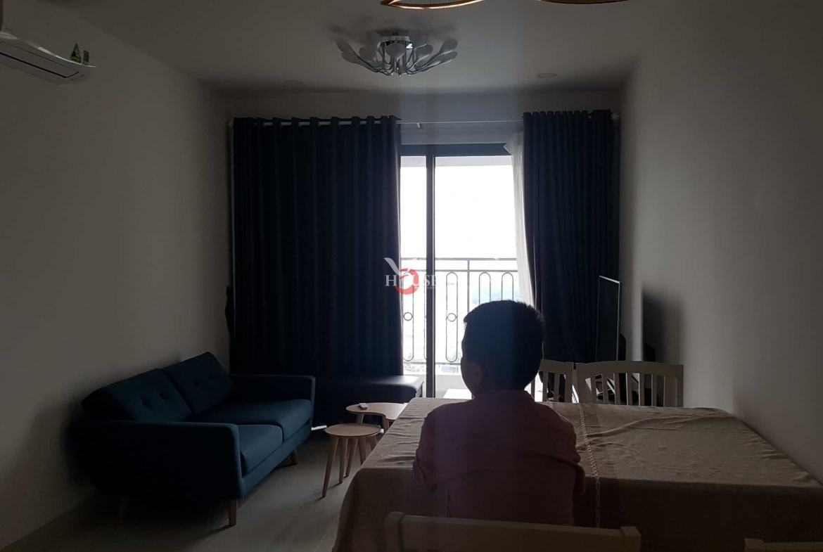 Saigon Royal Residence Condo For Rent 2 Bedrooms River View And City View
