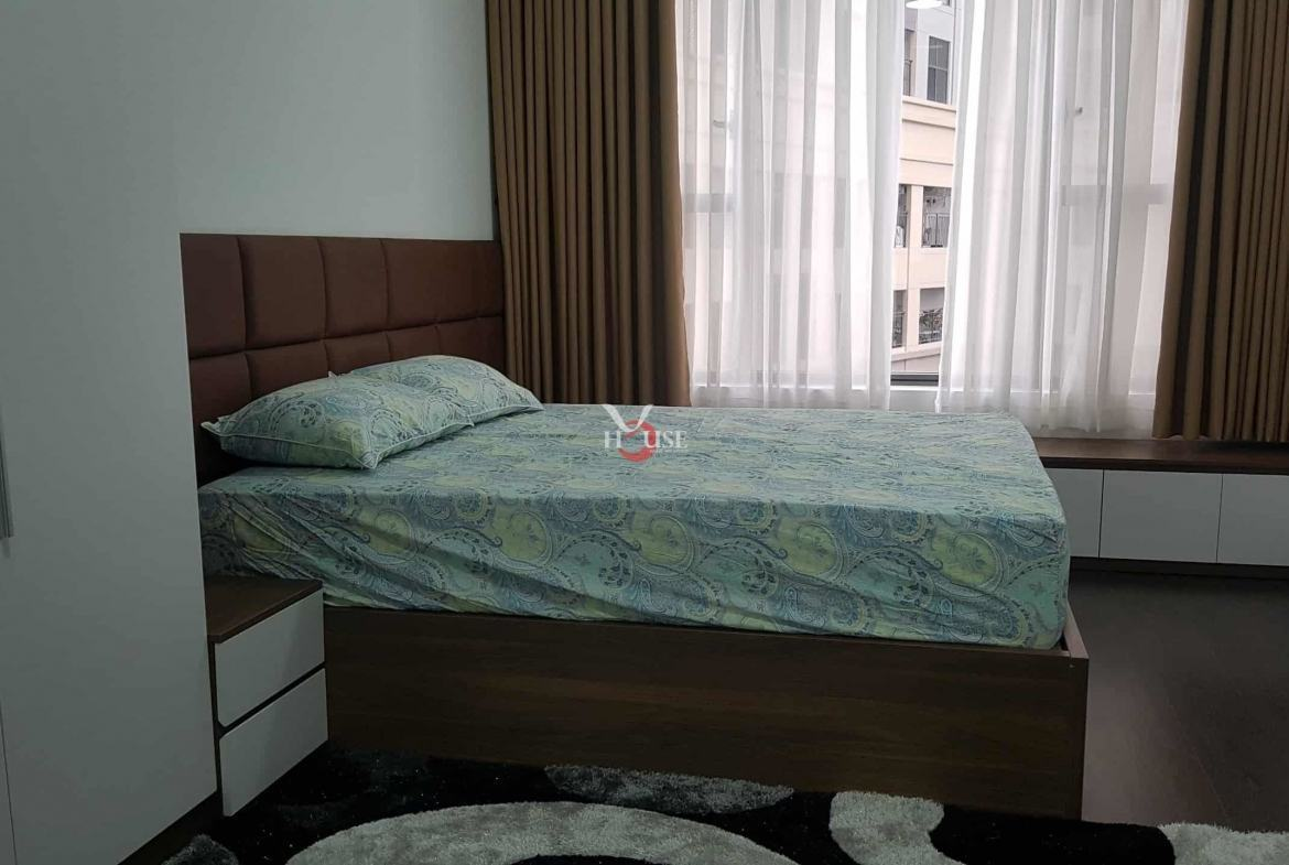 The Tresol Condo In District 4 For Rent 2 bedrooms, Nice View, high floor