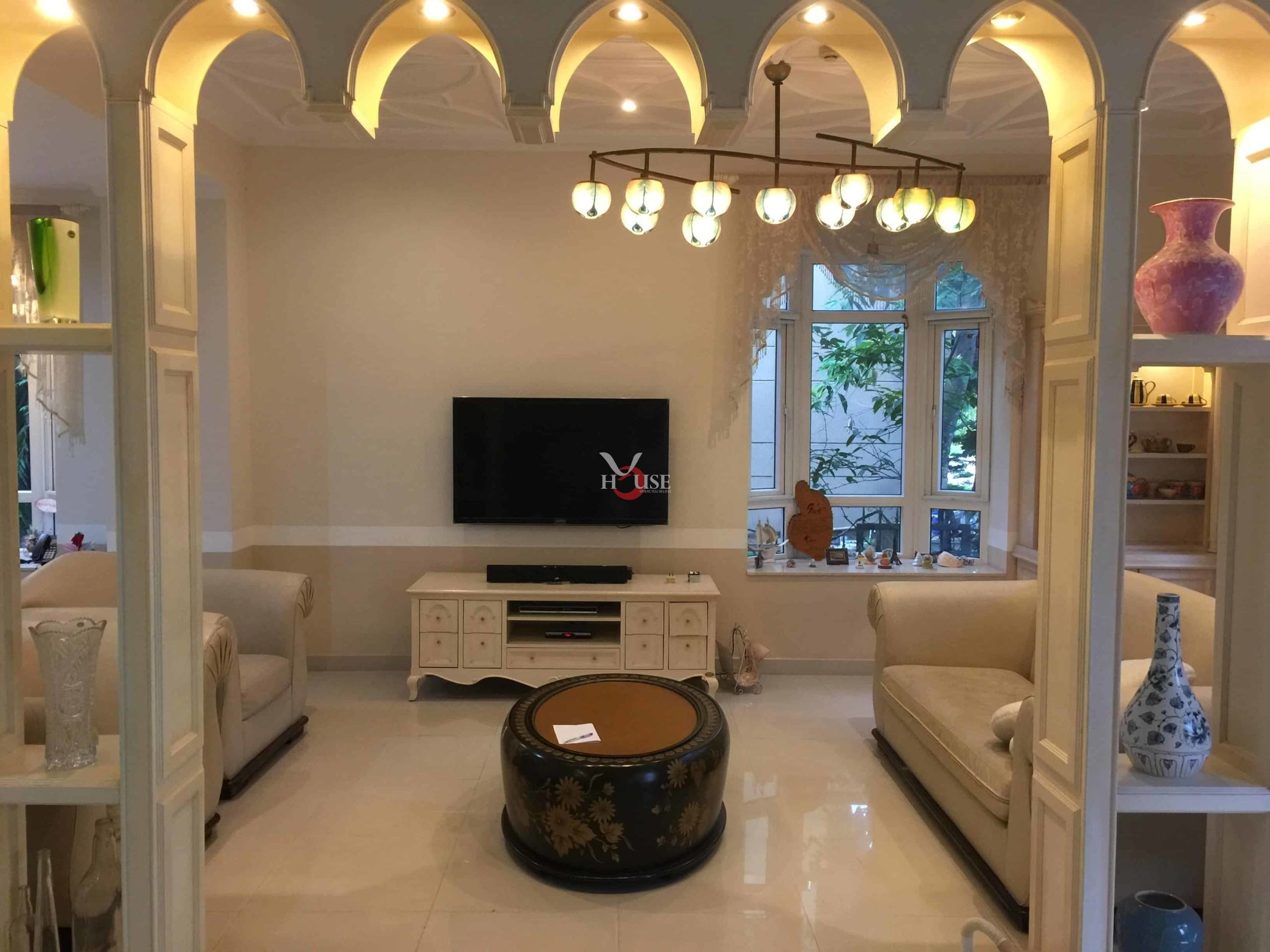 Villa For Rent In Phu Gia, Phu My Hung, District 7