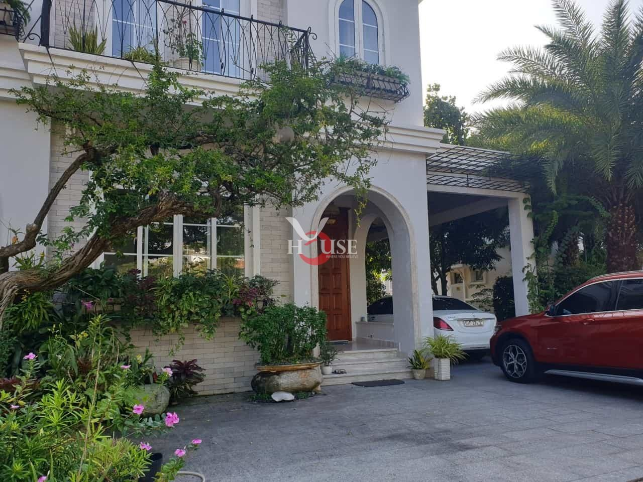 Chateau Phu My Hung For Rent