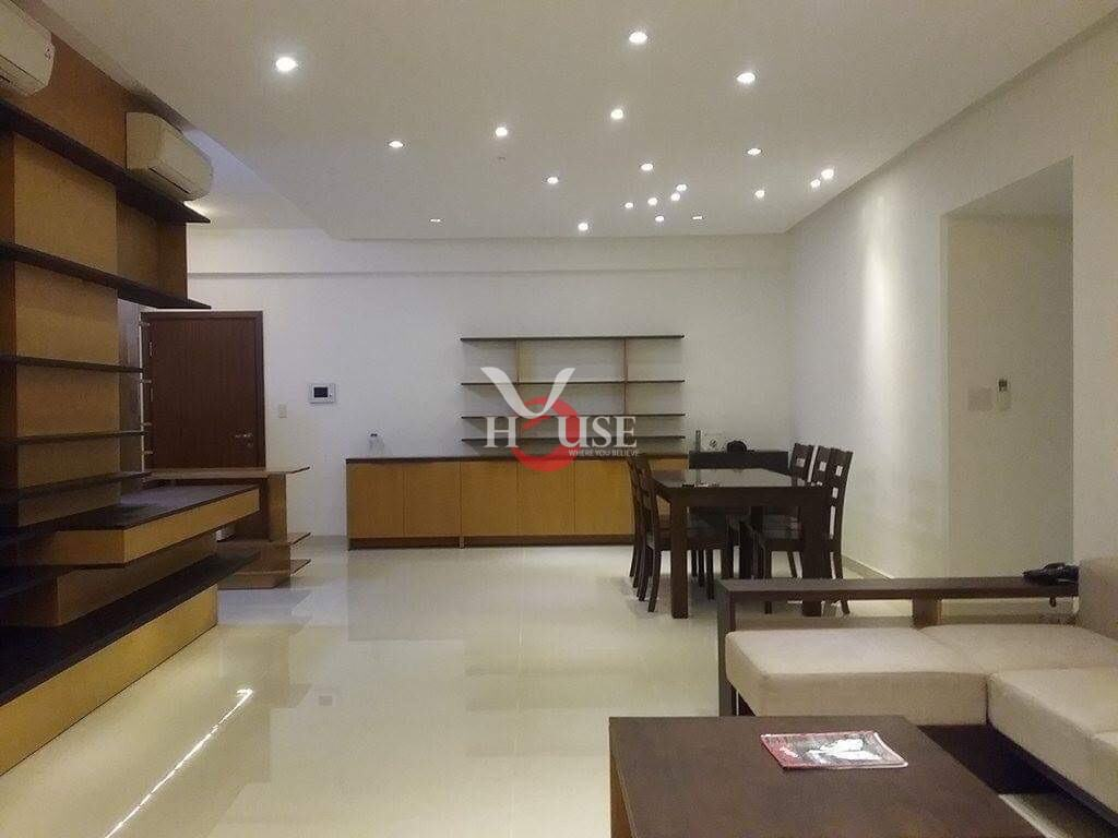 Apartment For Rent Riverpark Residence Phu My Hung