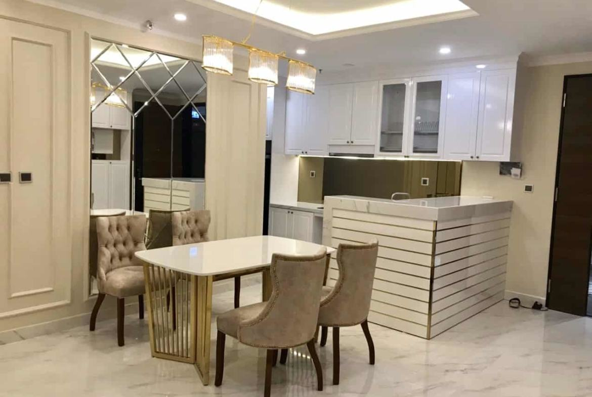 For Rent Midtown Apartment 2 Bedrooms Fully Furnished